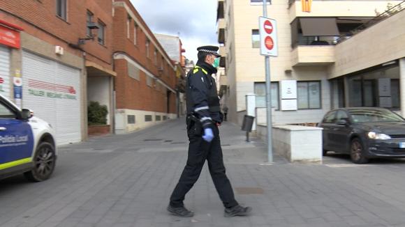 Treballar en temps de confinament: Seguretat ciutadana