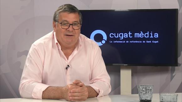 Entrevista del primer any de mandat al president de l'EMD, Josep Puig