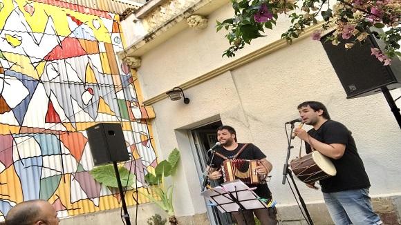 Els 'Quedem en paus' obren el foc del festival Pati Plah