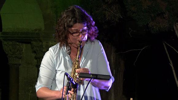 Marina Vallet Quartet entrena els 'Vespres de Jazz'