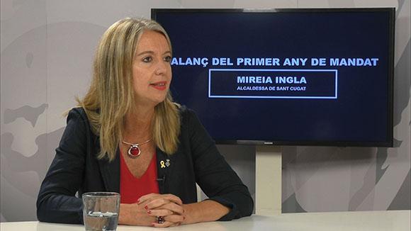 Mireia Ingla: 'La Covid s'ho ha carregat absolutament tot'