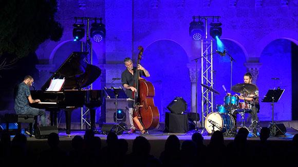 Vespres de jazz amb GAT. 18 de juliol de 2020