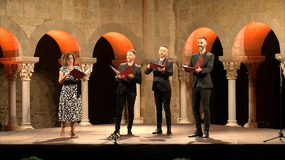 Sant Cugat a escena: Nits de música antiga amb Qvinta essençia