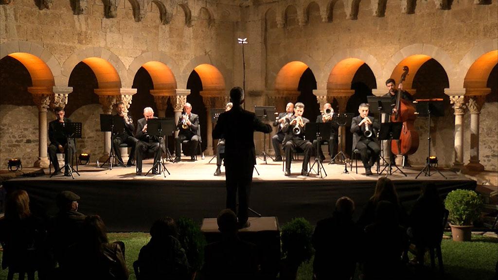 Música tradicional: Cobla Jovenívola de Sabadell
