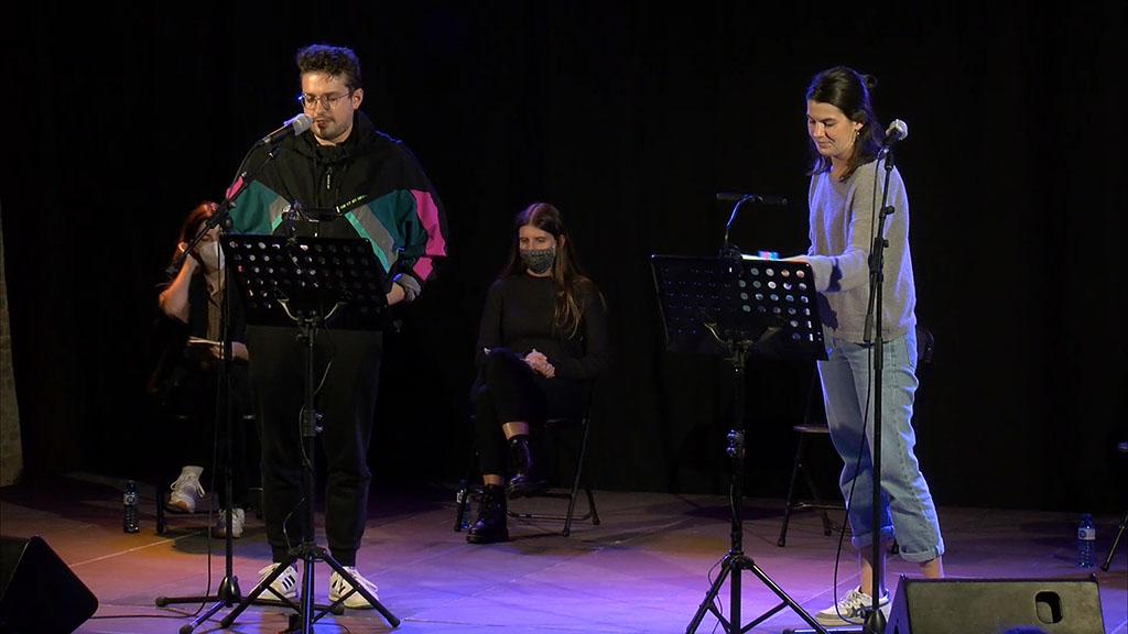 Festival de Poesia: 'Branques i ales'