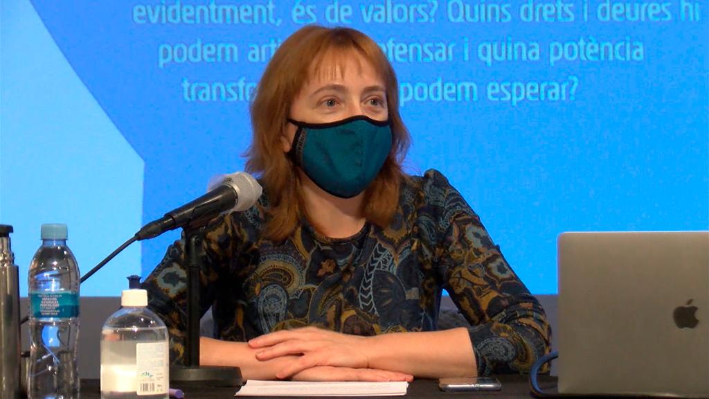 'Enraonar': 'Ètica ecològica i ètica animal', amb Marta Tafalla