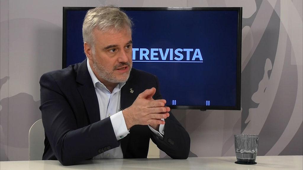 Entrevista a Francesc Carol, nou regidor d'esports