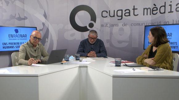 Ramon Palacio i Eva Abellan: 'Defensa en proximitat dels drets de les persones