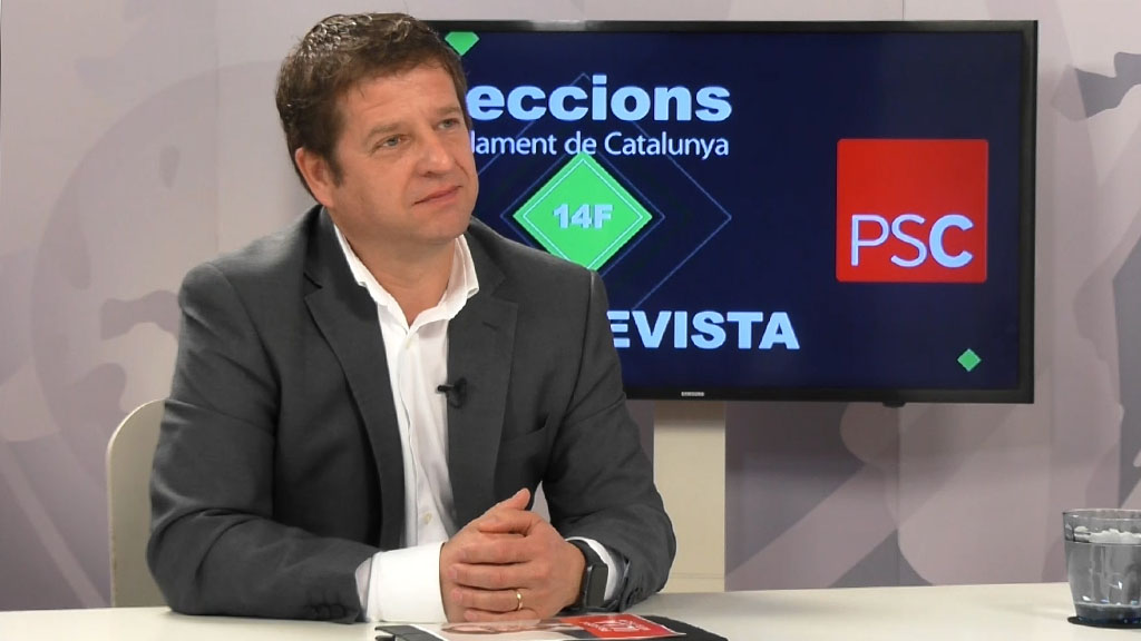 Pere Soler (PSC):