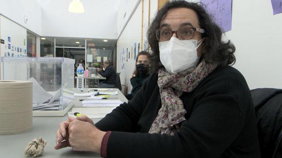 Eleccions en pandèmia, viure els comicis en primera línia