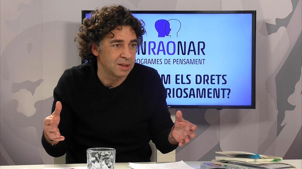 David Bondia: '2021: Sense drets humans no hi haurà reconstrucció social'