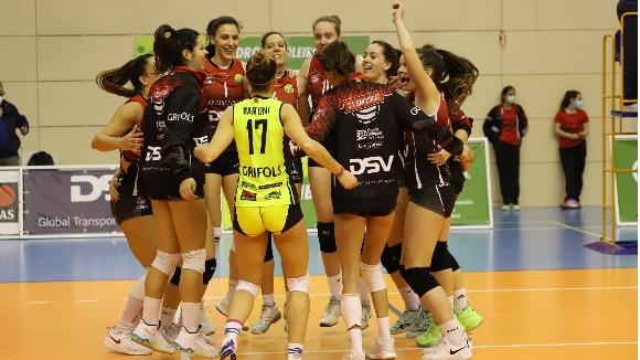 El DSV- Club Voleibol Sant Cugat, més que un equip, una família