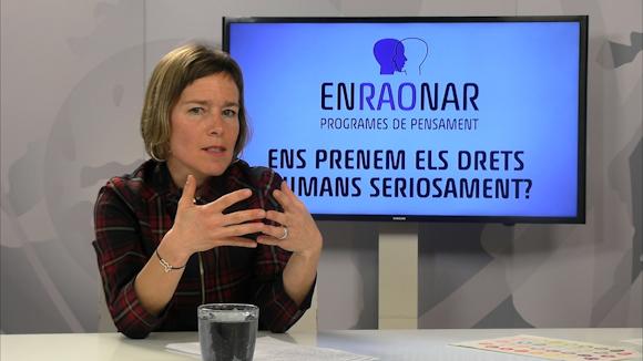Laia Serra: 'Els drets humans des de la perspectiva feminista'