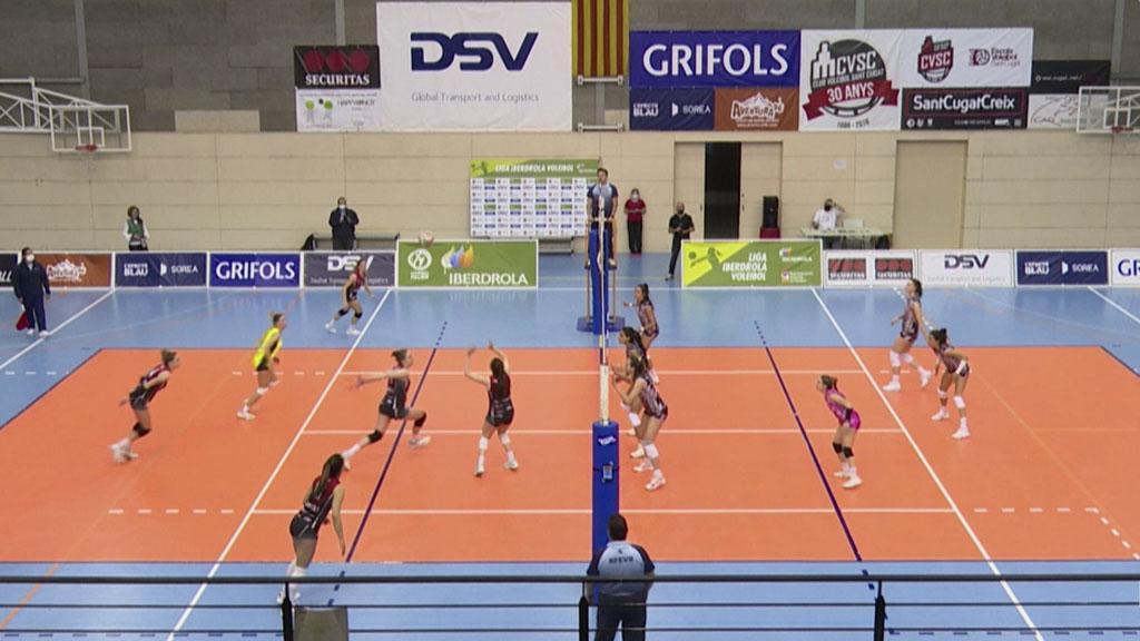Retransmissió del DSV - Club Voleibol Sant Cugat i Avarca Menorca