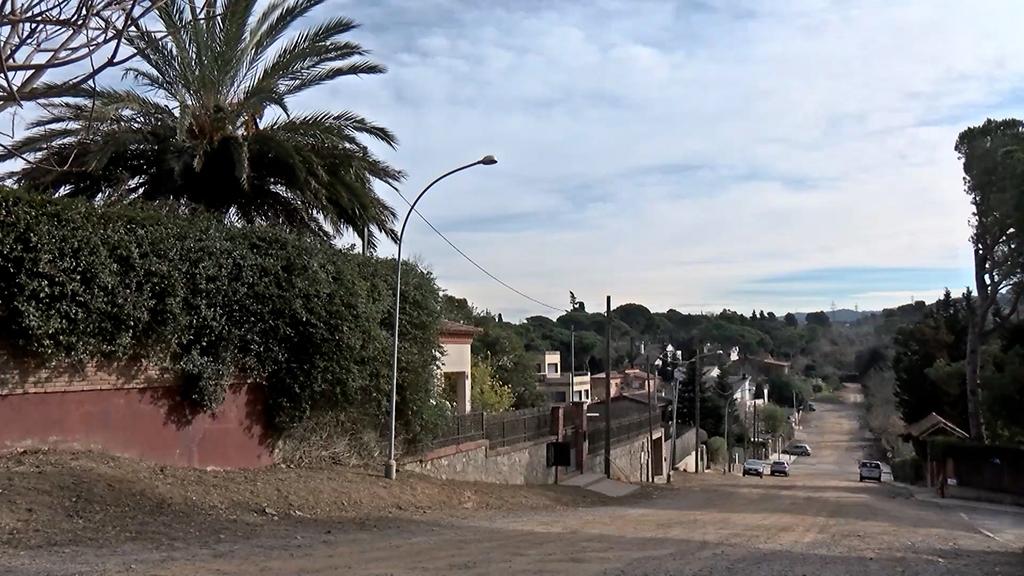 Mireia Ingla, sobre l'avinguda del Baixador: