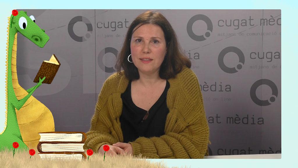 Recomanacions llibres Sant Jordi: Eva Abellan