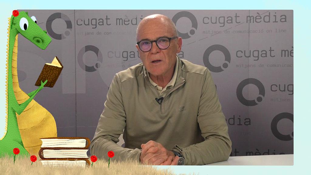Recomanacions llibres Sant Jordi: Ramon Palacio