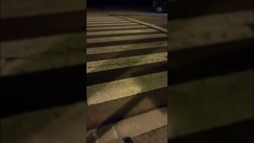 El mal funcionament d'alguns passos de vianants il·luminats amb leds, sota la lupa de l'Ajuntament