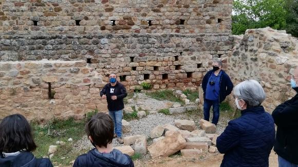 El Castell de Canals descobreix la història de Valldoreix a través de dues visites guiades