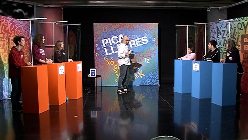 Institut Bitàcola (Grup B) - Institut Jaume Cabré (Grup B)