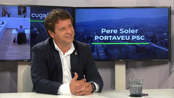 Entrevista meitat de mandat a Pere Soler