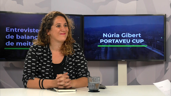 Núria Gibert: