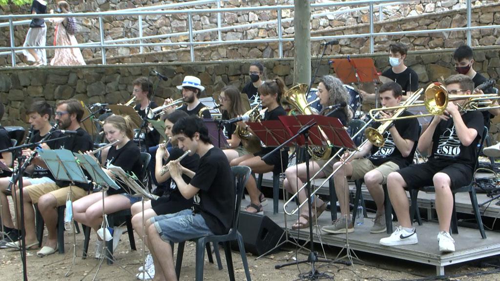 Orquestra Moderna Big Band Fusió