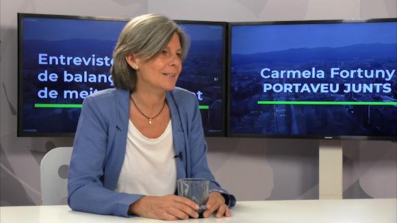 Carmela Fortuny: