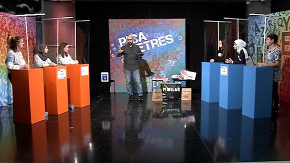 Final: Institut Can Jofresa (Grup A) - Institut Can Planas (Grup B)