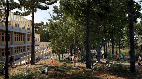 La Mirada continuarà endavant al parc del Bosc de Volpelleres