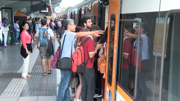 Mireia Ingla defensa els beneficis de formar part de l'Àrea Metropolitana de Barcelona
