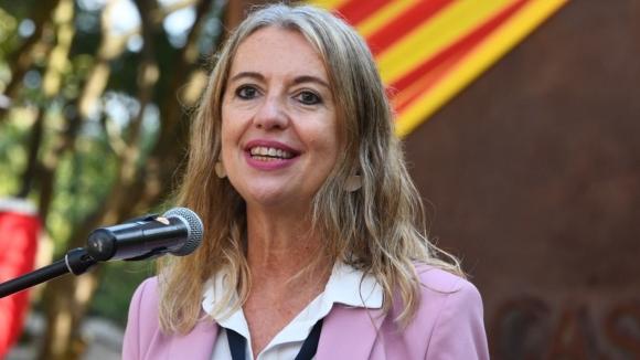 Discurs de l'alcaldessa, Mireia Ingla, amb motiu de la Diada