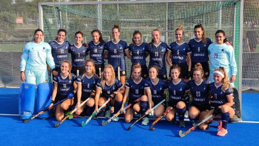 L'equip femení del Junior suma el primer triomf de manera contundent