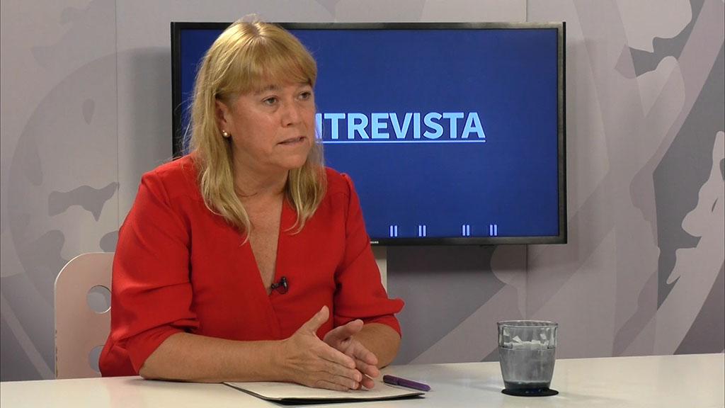 Natàlia Garriga (consellera de Cultura):