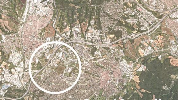 Ingla explica el procés per urbanitzar el sector de Ca n'Ametller