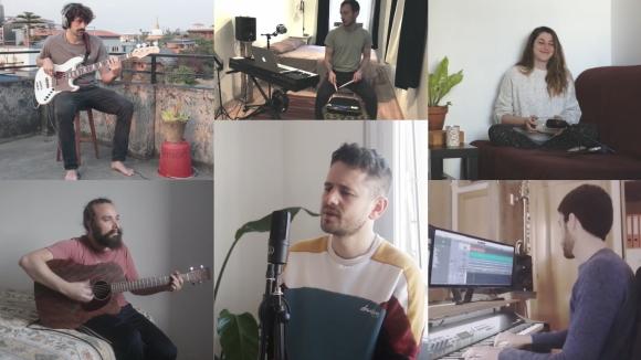 El cantant Pol Cortés estrena el seu nou tema 'Pors de tothom'