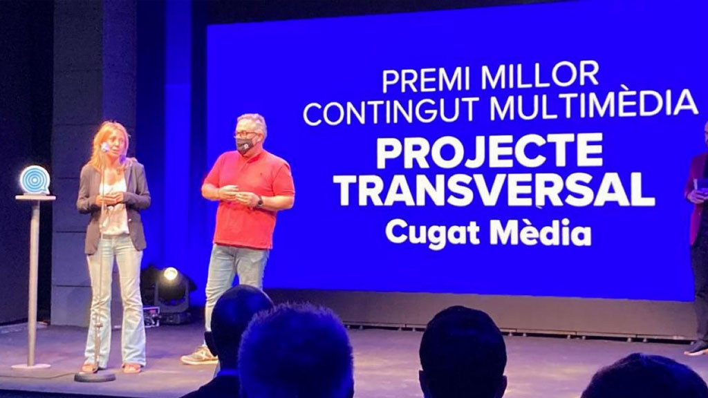Video premi Cugat Media