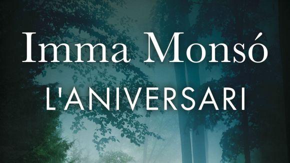 Imma Monsó explora la perversitat en la seva darrera novel·la, 'L'aniversari'