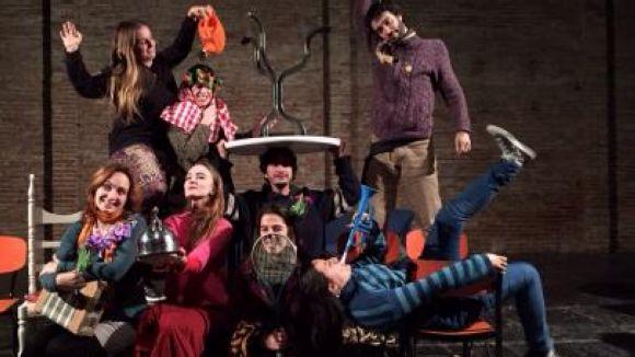 La primera lliga d'improvisació teatral de Sant Cugat arrenca avui