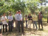 L'alcalde i els veïns han manifestat la voluntat d'ampliar aquesta iniciativa