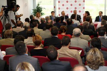 La delegació de la Cambra de Comerç de Terrassa celebra un any a Sant Cugat