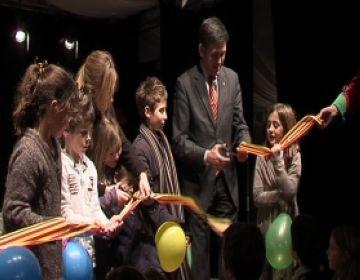 Petits i grans donen la benvinguda a l'Envelat 2009