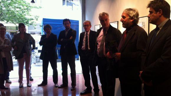 'El genet solitari' mostra les seves peripècies a la Canals Galeria d'Art