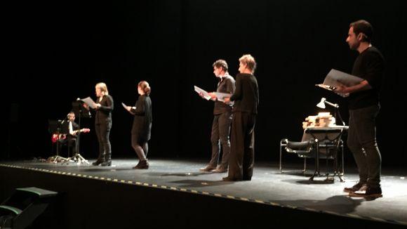 Passat, present i futur fan caminar el 15è Festival Nacional de Poesia