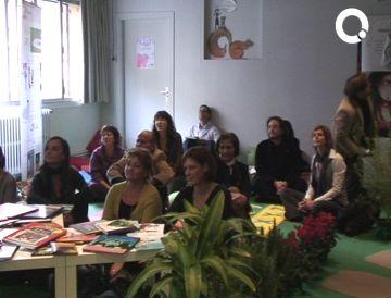 La Casa de Cultura es converteix en un bosc encantat amb la Fira del Llibre Infantil