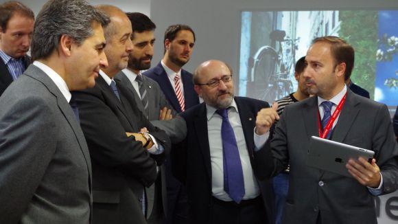 Ricoh inaugura a Sant Cugat el seu Centre de Serveis Compartits més gran del món