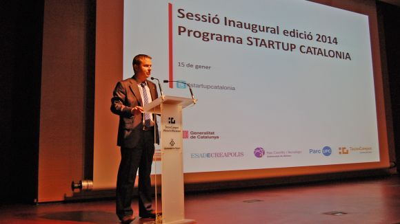 EsadeCreapolis participa al programa Start-up Catalonia