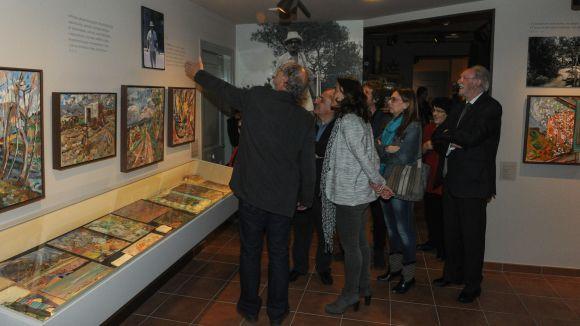 L'exposició 'Abans i ara', testimoni audiovisual de l'evolució de Cal Gerrer