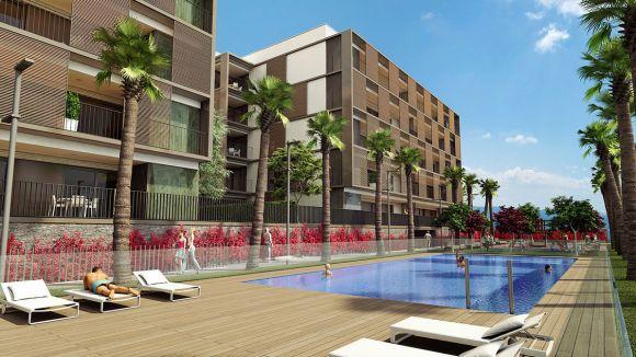 Inbisa inicia la construcció de 210 habitatges al Parc Central amb una inversió de 12 milions