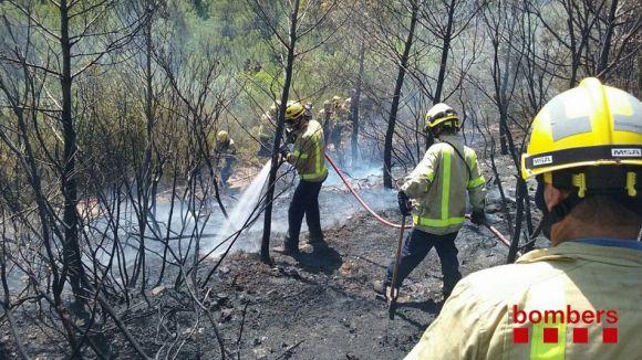 La lluita contra els incendis, a 'El Pou'